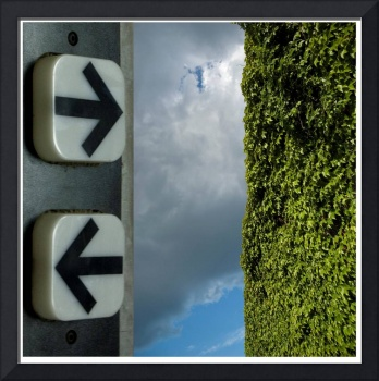 Left-Right-Up-Down (False Triptych)