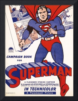 Celluloid Man of Steel #1