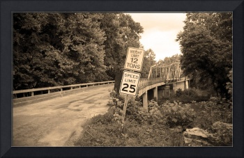 Route 66 - Steel Truss Bridge