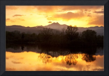 Golden Ponds Longmont Colorado Boulder County