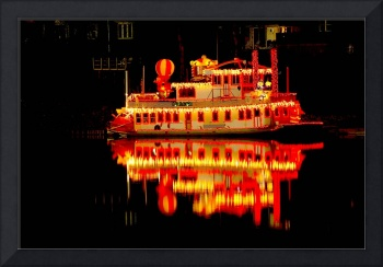 Little Paddle Wheeler