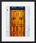 Alamos Doorway #1 by John Corney