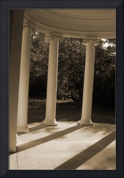 Pillars in the Park