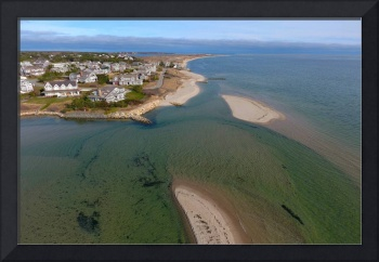 Buck's Creek Inlet at Chatham, Cape Cod