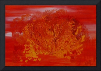 The fiery brush 2