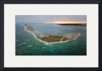 South Beach Island at Chatham, Cape Cod Aerial by Christopher Seufert