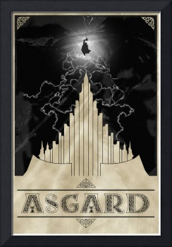 Thor - Watching over Asgard