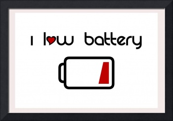 I low battery