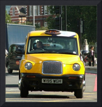 Big Yellow Taxi  London
