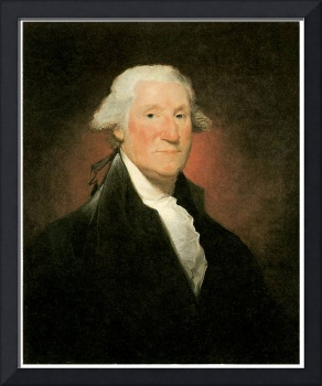 George Washington (Vaughn Portrait)