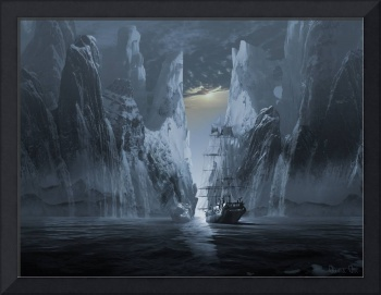 Ghost ship series: The lost expedition