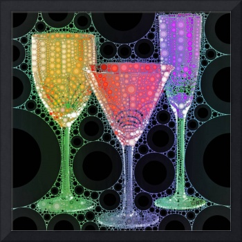 Wine Glass Art-1