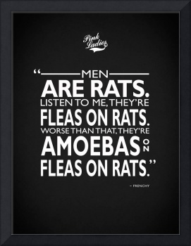 Grease - Men Are Rats
