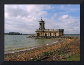 Normanton Church at Rutland Water