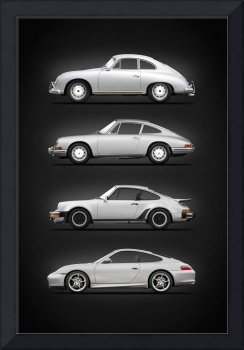 Evolution Of The 911
