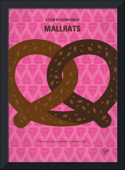 No897 My Mallrats minimal movie poster