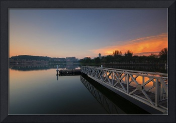 Blissful Sunrise, Putrajaya