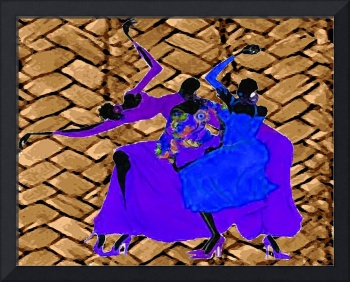 AFRO DANCERS BY AES