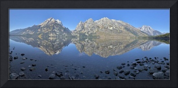 Grand Teton Reflection - Jenny Lake