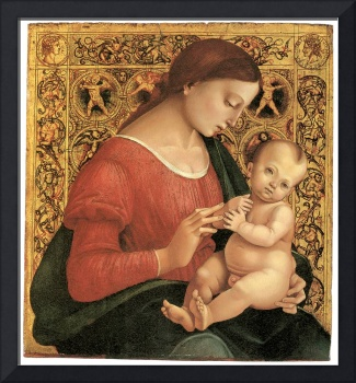 Lucas Signorelli's Madonna and Child