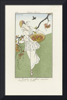Fashion Poster 1900-1920s Series - 41