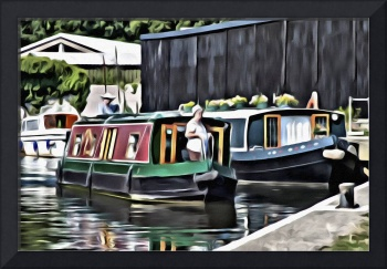 Green Barge