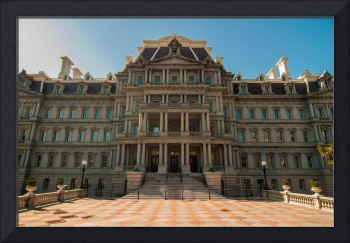 Eisenhower Executive Office Building in Washington
