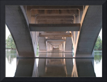 Austin - Under the Bridge - Color
