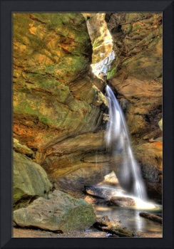 Lower Falls, Conkle's Hollow, Ohio