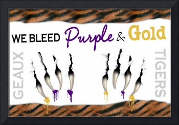 We Bleed Purple & Gold