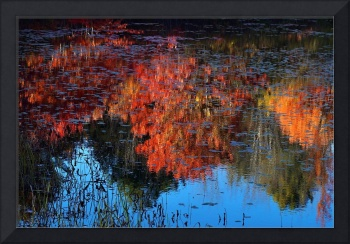 Cheshum, New Hampshire Reflection II