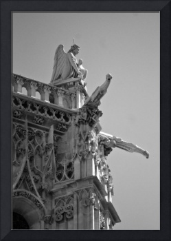 Angel of the Saint-Jacques Tower