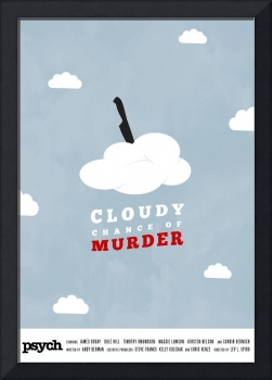 Cloudy...Chance of Murder