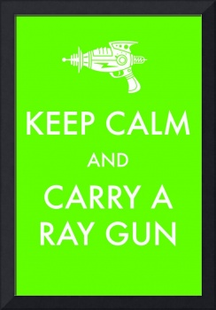 rayguns clean green