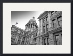 Texas Capitol by Dave Wilson