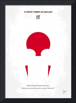 No043 My it minimal movie poster