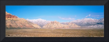 Red Rock Canyon National Conservation Area NV