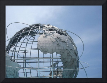 The world from Flushing Meadows