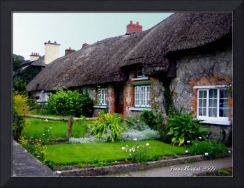 Irish cottages