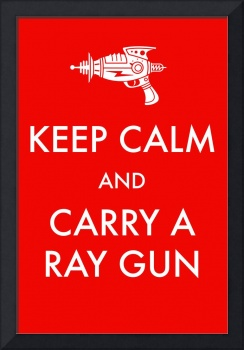 rayguns red clean