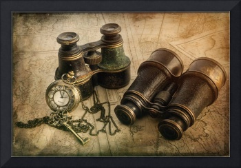 Steampunk Travel Plans