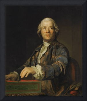 JOSEPH-SIFFRED DUPLESSIS ; PORTRAIT OF CHRISTOPH W