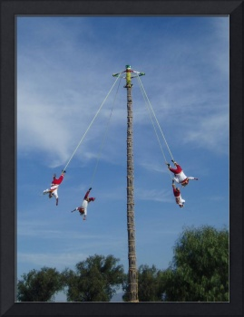 Mexican Acrobats - Cropped