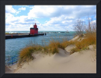 Holland Harbor Light - Big Red
