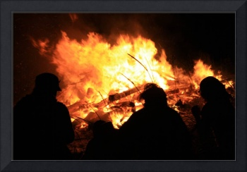 North Beach Bonfire 17