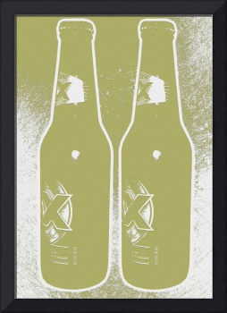 Dos Equis Artwork: Good Things Come In Pairs ver.2