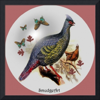 #0391 Blood Pheasant