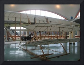 Wright Brothers Plane Replica Kitty Hawk