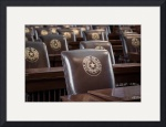 Chairs in the Texas House of Representatives by Dave Wilson