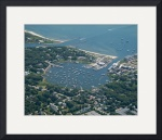 Whychmere Harbor Aerial Photo (Harwich, Cape Cod) by Christopher Seufert